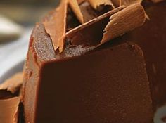Receita de Pudim de chocolate - pudim-chocolate-405054.shtml. ...