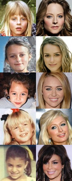 Guess the Celebrities: Girls