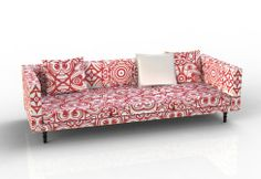 Moooi - Boutique sofa, Eyes Of Strangers