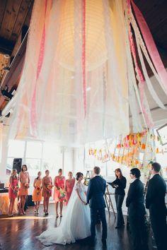 DIY Anthropologie inspired wedding   Photography By / http://laurenfairphotography.com,Floral Design By / http://liliesandlavender.com