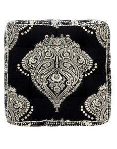 Indiska - PERSIA seat pad black