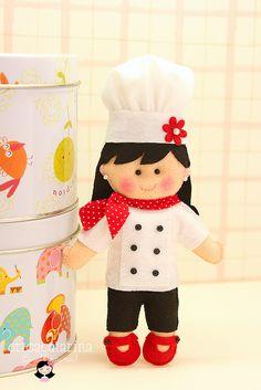 Ei Menina!: Chef de cozinha ~♥~