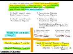 STAAR Test 4th Grade Math #3