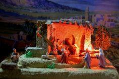 PESEBRITO 01 Wordpress, Painting, Nativity Sets, Nativity Scenes, Painting Art, Paintings, Painted Canvas, Drawings
