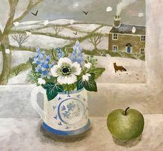 Rachel Grant, Painting Parties, British Artists, 2d Art, Paint Party, Painters, Still Life, Cups, Illustration Art