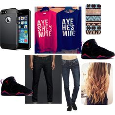 Cute Couple Outfits | fashion cute outfits cute couple outfit created by mzmieta 11 months ...