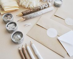 Paperie, Stationery and Pretty Packaging by Inkkit // Красиво пакетиране с Inkkit | 79 Ideas