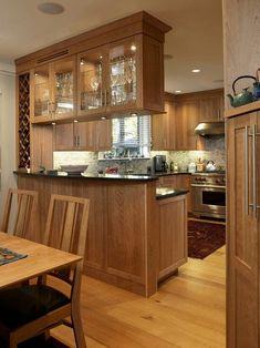 28 Small Kitchen Ideas Everyone Should Keep kitchen kitchen cabinets kitchen design cabinet Kitchen Bar Design, Home Decor Kitchen, Interior Design Kitchen, Kitchen Ideas, Kitchen Small, Small Dining, Bar Kitchen, Kitchen Wood, Kitchen Dining