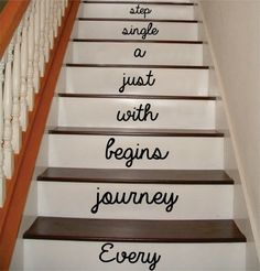 20 Elegant Stair Decoration Ideas | Rainbows, Small Spaces And Decorating