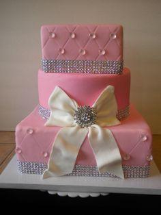 Quincenera Cake