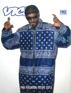 Vice / Snoop / 2013 Vice Magazine, Magazine Covers, Wild In The Streets, Uk Magazines, Snoop Dogg, Magazine Articles, Adidas Jacket, Pop Culture, Men Casual
