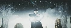 Suho's super power... water