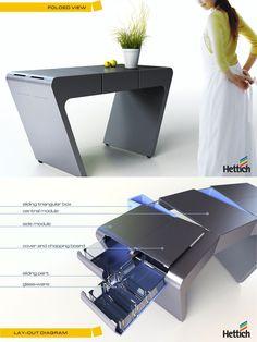 20 Futuristic Industrial Design Concepts