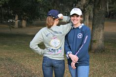 How do you style your Southern Girl Prep long sleeve tee? 🎀 #sgprep #livepreppy