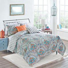 Vue Savannah Reversible Comforter Set