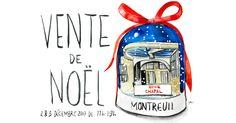 Vente de Noël à l'usine Chapal December 1 - December 3