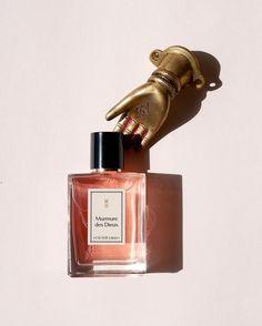 Murmure des Dieux - perfume inspired by the Hinduism Gods in Bali - #olfactivenomadism #nicheperfume