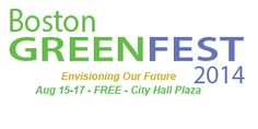 Come see us this at Boston GreenFest 2014! Our Sales Manager Doug Pierce is also speaking at 4:30 Friday on the Main Stage about your solar options in the Commonwealth!