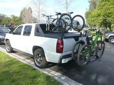 Bike Rack for Chevy Avalanche
