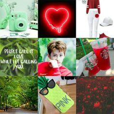 NCT Mark Moodboard!  [If you want to repost, please give a full credit!]