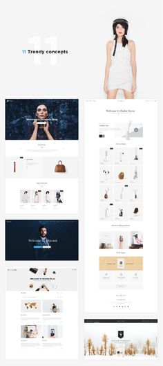 Minimal Responsive Multi-Purpose WordPress Theme