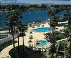 Golden Nugget, Laughlin, Nevada.  One of my favourite places to stay along the river.