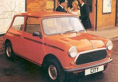 Mini City 1980 - My first car My Dream Car, Dream Cars, Classic Mini, Classic Cars, Tuner Cars, City Car, First Car, Japanese Cars, Nissan Skyline