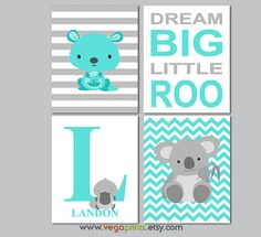 Item No 4 448 This Listing Is For A Set Of Four Art Prints That Would Perfectly Decorate Nursery Or Kids Room Can Make Great Gift