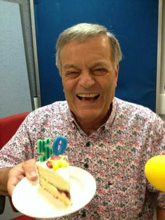 Tony blackburn 50 years service to radio Capital Radio, Radio D, Retro Radios, The Good Old Days, Foxes, 50th, Childhood, Ship, Memories