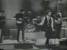 "The Hollies - ""Too Much Monkey Business"" cover of Chuck Berry's song, with Allan, Graham, and Tony sharing lead vocal duties on ""Shindig"" (1964)"