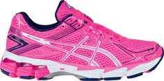 Rock these running shoes throughout October to help promote breast cancer awareness! These are comfy and lightweight.