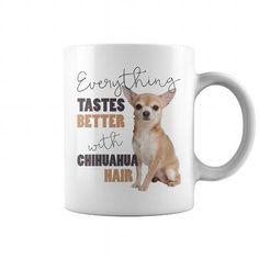 Names Chihuahua Hair Mug Shirts & Tees