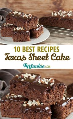 10 Best Texas Sheet Cake Recipes