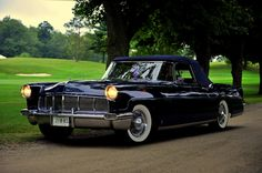 1956 Lincoln Continental Mark II Convertible