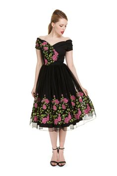 Image result for embroidered prom dress