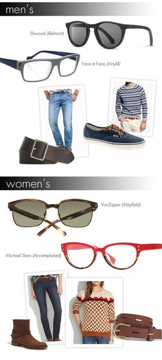 Stylish, yet comfortable looks for fall from Eyecessorize