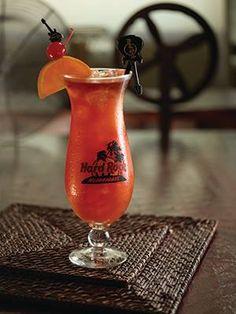 Great Bar - Great Drinks! #Hurricane #cocktail #enjoy