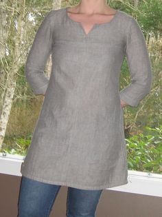 Lisette Diplomat tunic by wendyls1, via Flickr