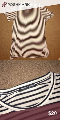 Brandy Melville t-shirt dress Bought last year, only wore a handful of times. Still in decent condition Brandy Melville Dresses Midi