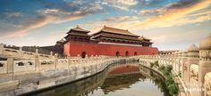 Der Kaiserpalast war die Regierungssitz und Residenz für mehrere Chinesische Kaiser und ist heute zu einem Museum umgebaut und für Touristen zugänglich.