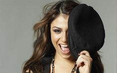Download wallpapers Gabriella Cilmi, 4k, Australian singer, portrait, smile, young stars