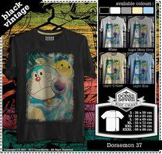 Koleksi kaos Doraemon IV