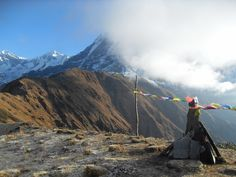 Mardi Himal is the most southern peak of the Annapurna range. Mardi Himal is the barely climbed peak and separates the south-west edge of Machhapuchhre and it is perfectly seen from the South. http://www.nepalclimbing.com/activity/nepal/adventure-trekking