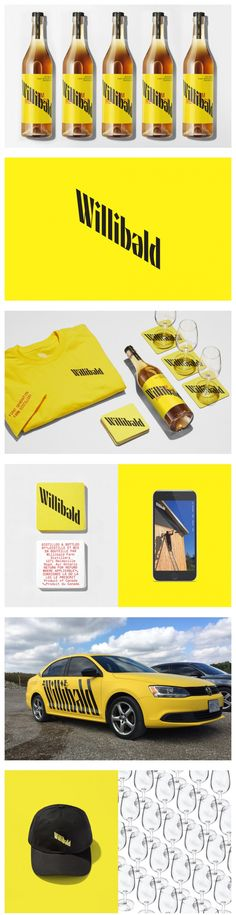 Newly Opened Willibald Farm Distillery's Got a Distinct Look — The Dieline | Packaging & Branding Design & Innovation News