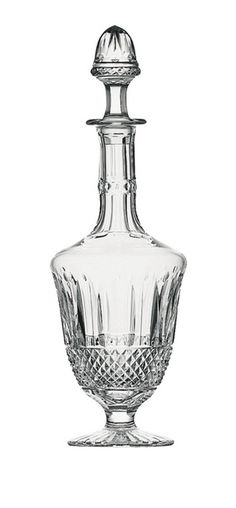 SAINT-LOUIS | TOMMY WHISKEY DECANTER #crestandco #saintlouis #barware