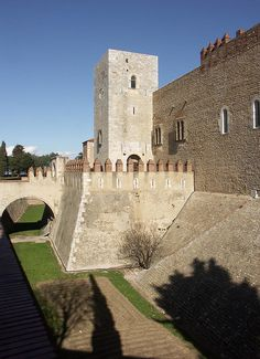 Palais des Rois de Majorque in Perpignan ~