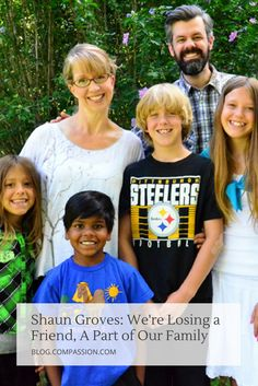 Shaun Groves, father to a son from India and sponsor of a child in India, shares encouragement for those whose sponsorship journey ends unexpectedly.