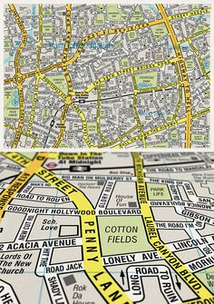 004 Map of the Great Escape, 1955 MapsInfographic & Odd
