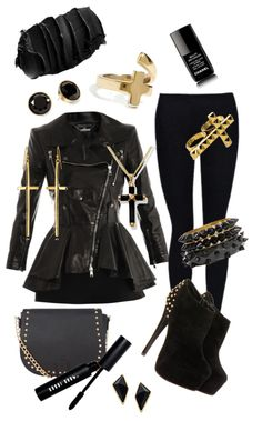 """""""The Mortal Instruments - Shadowhunters outfit"""" by fangirl4ever ❤ liked on Polyvore"""
