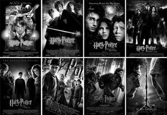Day 2 A Favourite Fantasy Movie: Harry Potter series